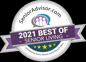 2021 Senior Living Award